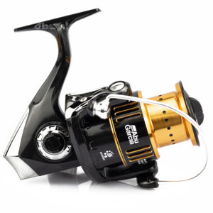 ABU GARCIA GOLD MAX FISHING REEL