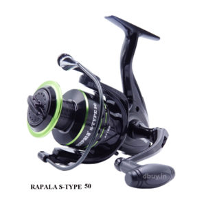 RAPALA S-TYPE 50 Fishing reel