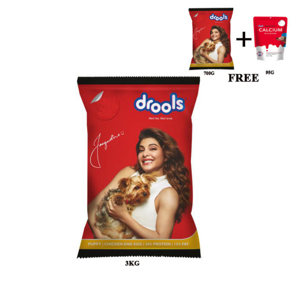 Drools Dog Food 3 kg